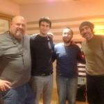 F. Cosentino trio feat. M. Rosen