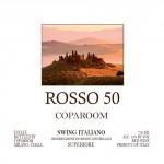 Coparoom, Rosso 50 Artist: Coparoom Release Date: May 2014 Production: Emme Produzioni Musicali