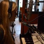 Kadri Voorand at Tube Recording Studio