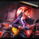 Gig at 28 Divino Jazz Club.