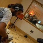 Recording Room A with Francesco Mascio