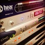 Isochrone OCX Antelope Audio
