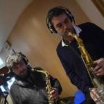 Carlo Conti & Tiziano Ruggeri @ Tube Studio
