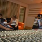 Eleonora Del Grosso @ Tube Studio (control room)