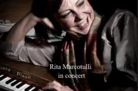 Rita Marcotulli, Piano Solo, l'8 Marzo.